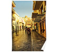 Syros - Greece Poster