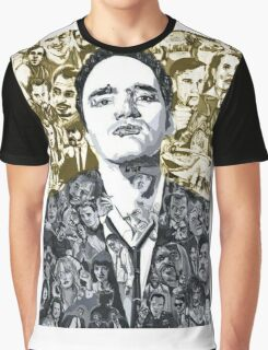 quentin tarantino movie colection Graphic T-Shirt