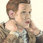 The Eleventh Doctor by Juliet927