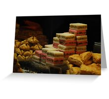 Market Sweets Greeting Card