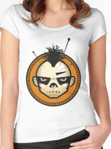 Pinhead Skullen Women's Fitted Scoop T-Shirt
