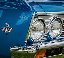 Chevelle Grill by Tony  Bazidlo