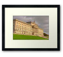 Stormont, Belfast Framed Print