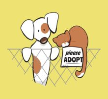 Please Adopt Shelter Pets | Patch & Rusty™ Kids Clothes