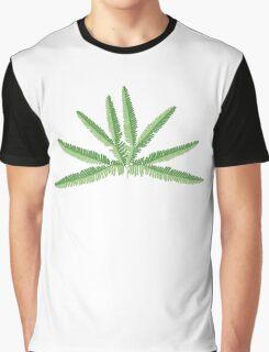 Sticherus - Forked Fern Graphic T-Shirt
