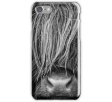 Highland Cow, Scotland iPhone Case/Skin