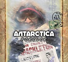 Antarctica Forever by Bob Bello