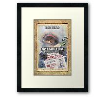 Antarctica Forever Framed Print