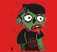 Zombie Dude One Piece - Long Sleeve