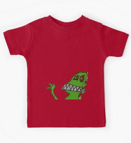 Dino Mania  Kids Tee