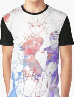 Soul Eater Trio Graphic T-Shirt