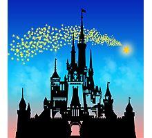 Disney - Wish Upon A Star Photographic Print