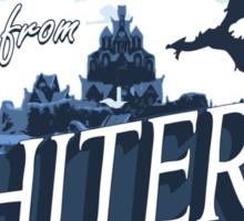 Greetings from Whiterun Sticker