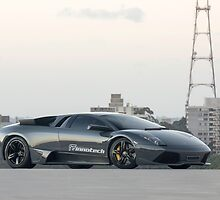 Lamborghini Murcielago LP640 by celsydney