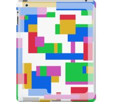 iMondrian 3 iPad Case/Skin
