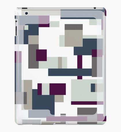 iMondrian 4 iPad Case/Skin
