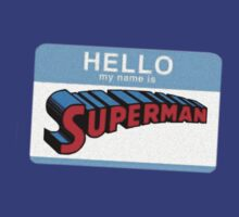Hello My Name Is by GraphicLife