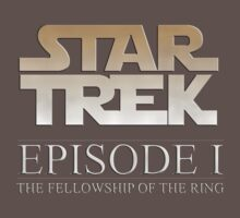 Star Trek: Episode 1 The Fellowship of the Ring by GeordanUK