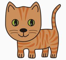 Ginger Tabby by MyDayShirts