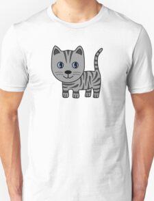 Grey Tabby T-Shirt