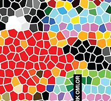 20 FOR 20: IT'S A MOSAIC by Mark Omlor