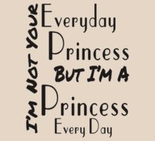 Everyday Princess by Katherine Anderson