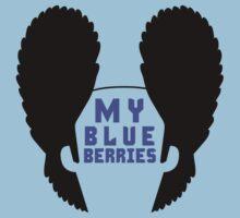 My Bluebies by jordanlbender