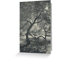 The Way We Move Together Greeting Card