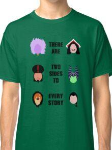 Twisted Villains (2) Classic T-Shirt