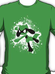 Riolu Splatter T-Shirt
