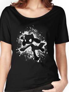 Riolu Splatter Women's Relaxed Fit T-Shirt