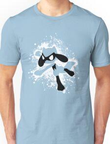 Riolu Splatter Unisex T-Shirt