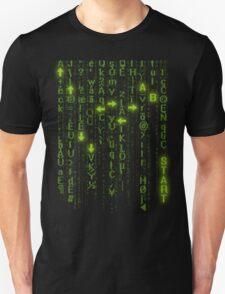 Konami Matrix Unisex T-Shirt