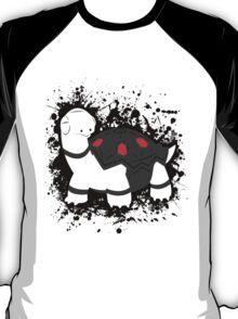 Torkoal Splatter T-Shirt