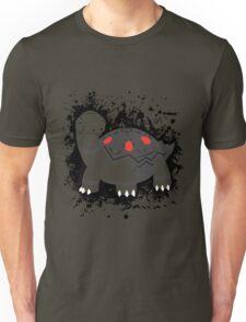 Torkoal Splatter Unisex T-Shirt