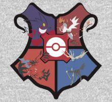 Pokemon x Hogwarts by stitch92