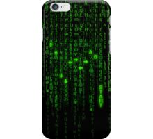 Konami Matrix iPhone Case/Skin