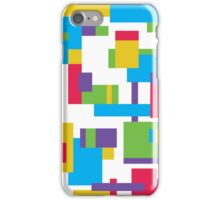 iMondrian phone 1 iPhone Case/Skin