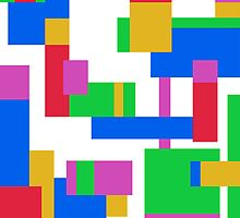 iMondrian phone 3 by nuges