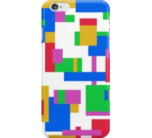 iMondrian phone 3 iPhone Case/Skin