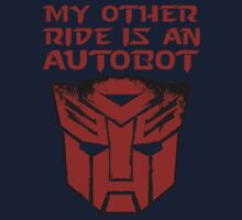 My other ride is an Autobot by Everwind