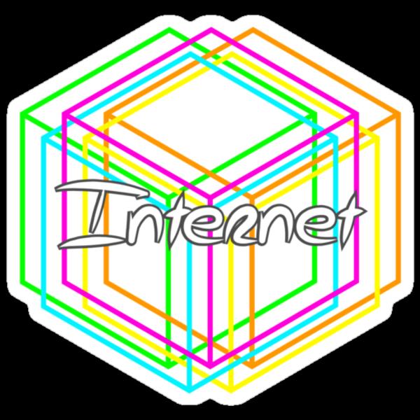 Internet Box Neon by VoodooSoup