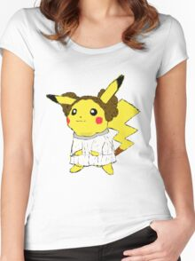 Princess Pika Women's Fitted Scoop T-Shirt