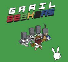 Grail Seekers by SpicyMonocle