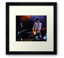 The Drones Framed Print