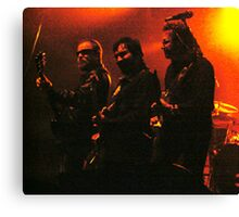Blue Oyster Cult Canvas Print
