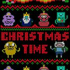 Funny Adventure Time Ugly Christmas Sweater by xdurango