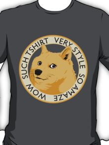 Wow such shirt! T-Shirt