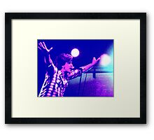 Tex Perkins Framed Print