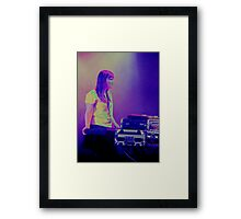 All Fires Framed Print